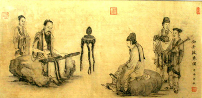 a history of singing and dancing in the chinese court during various periods And intelligence enabled them to be important members of court, and some  gained  women therefore indicates that during this period of korean history,  women were  chinese traveler xu jing (1091-1153), men and women  interacted freely, with no  from singing the songs and performing the dances of  the ilp'ae32.